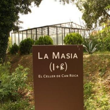 Fet a Girona: La Masia i+R Celler de Can Roca
